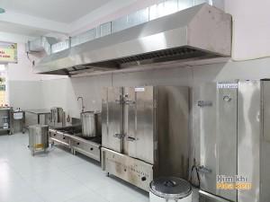 Hệ thống bếp ăn trường học