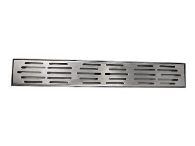 Ga thoát sàn inox dạng dài (nắp hố ga) TSH-6010