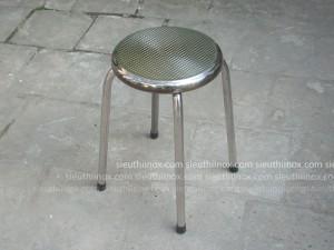 Ghế inox tròn GD02-M