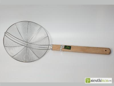 Chao inox, chao sợi công nghiệp 26cm
