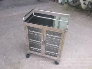 Tủ inox đựng ca cốc CC2-K