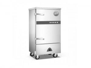 Tủ nấu cơm bằng ga, 8 khay 30kg
