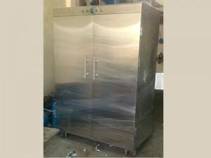 Tủ sấy bát inox, 1200L, cánh kín