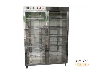 Tủ sấy bát đĩa 1200L Kim Khí Hoa Sen