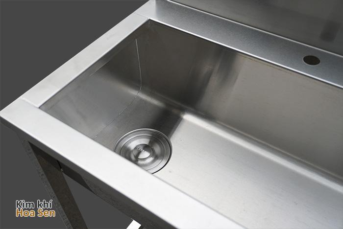 bồn rửa tay inox các loại